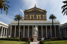 Сан-Паоло-фуори-ле-Мура (Basilica di San Paolo fuori le Mura)