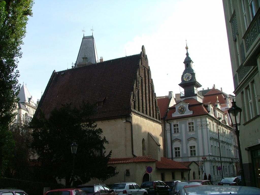Староновая синагога и Еврейская ратуша. Автор: Emmanuel Dyan. Фото:  www.flickr.com