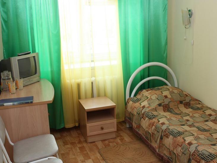 Одноместный номер. Фото: www.tomintech.ru