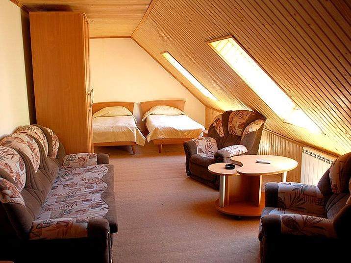 Номер «Полулюкс». Фото: www.hotelchyran.ru