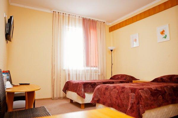Номер «Стандарт» в гостинице. Фото: www.wshotel.ru