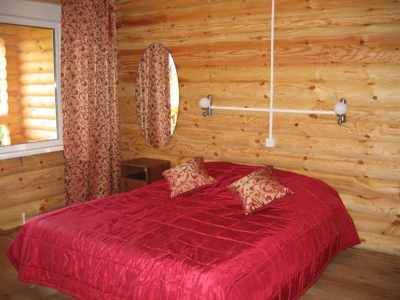 Дом №3, спальня