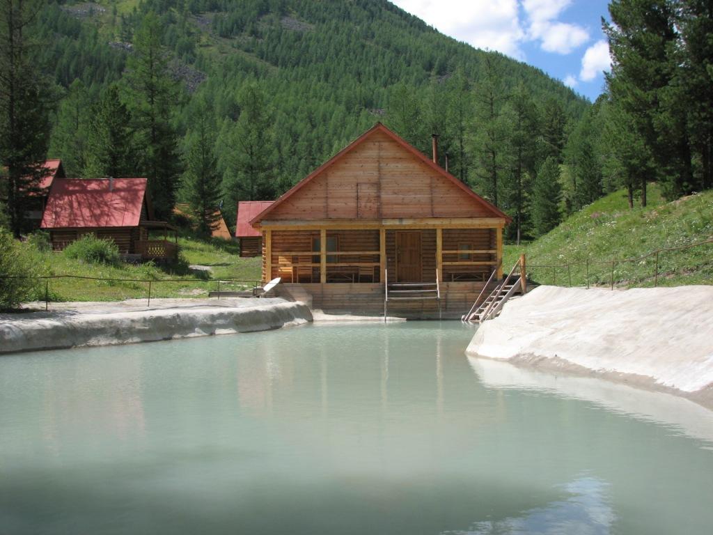 Баня с бассейном   www.uch-sumer.ru