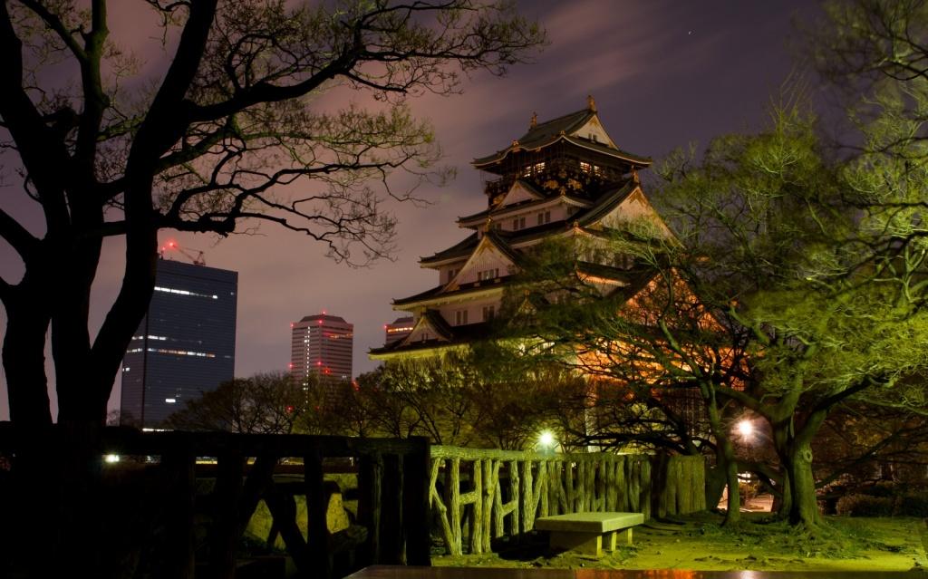 Осака. Фото:   Sgt Garcia F