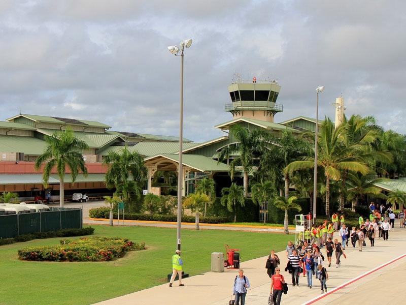 Часть междунар. аэропорта. Фото:  miroland.com