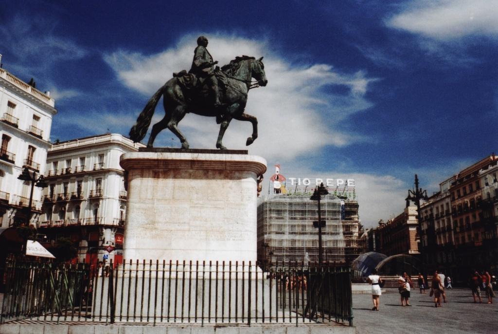Памятник Карлу Третьему. Автор: Alessio Maffeis. Фото:  www.flickr.com