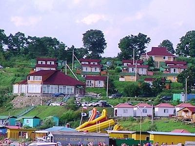 На территории базы. Источник: http://www.lukomor.info