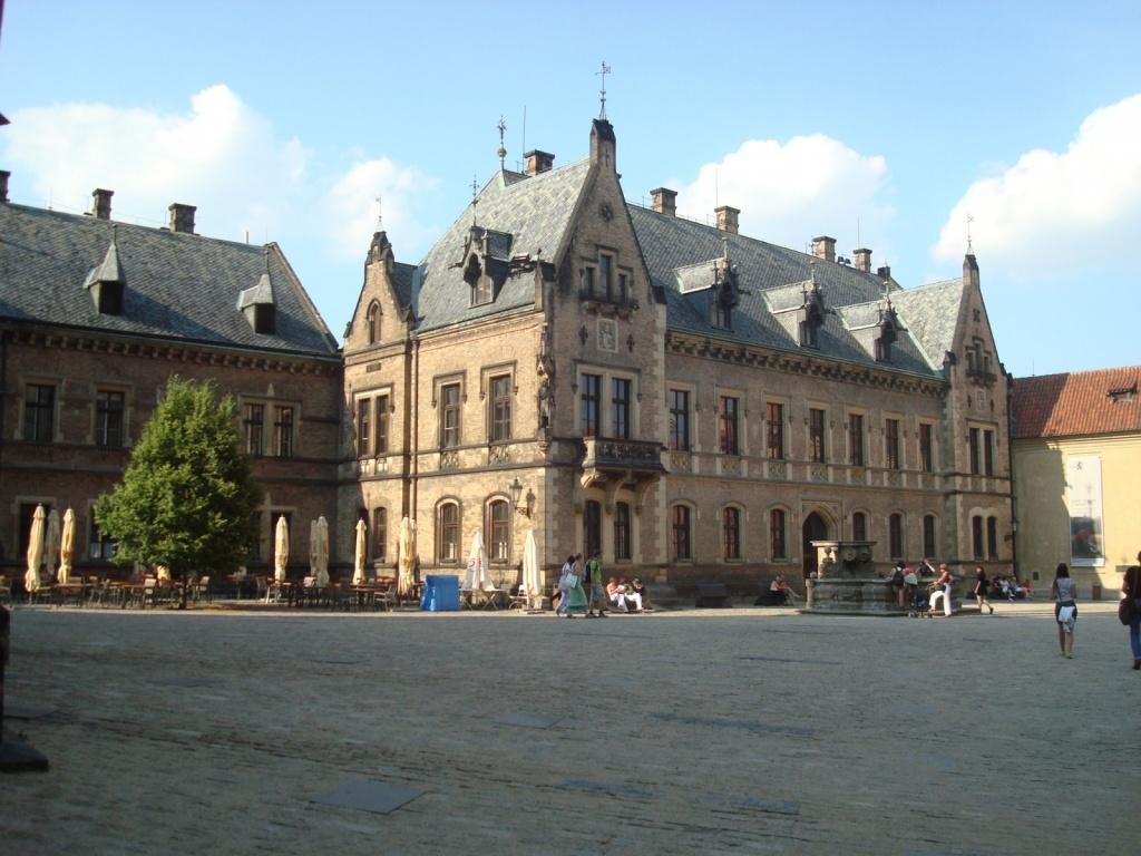 Площадь Пражского Града. Автор: Erik Hagreis. Фото:  www.flickr.com