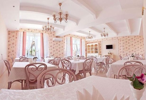 Кафе. Фото: www.hotel-sukko.ru