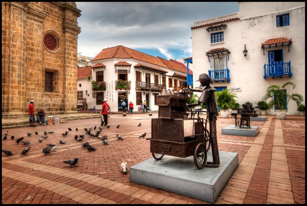 Улицы Колумбии. Автор: szeke. Фото:  www.flickr.com