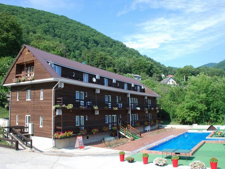 Жилой корпус отеля «Роз Мари». Фото: розмари.рф