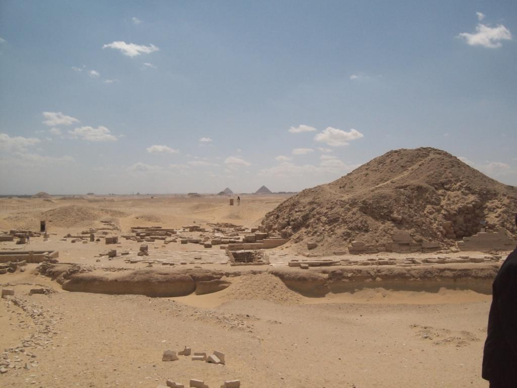 Пирамида Унаса. Автор: isawnyu. Фото:  www.flickr.com