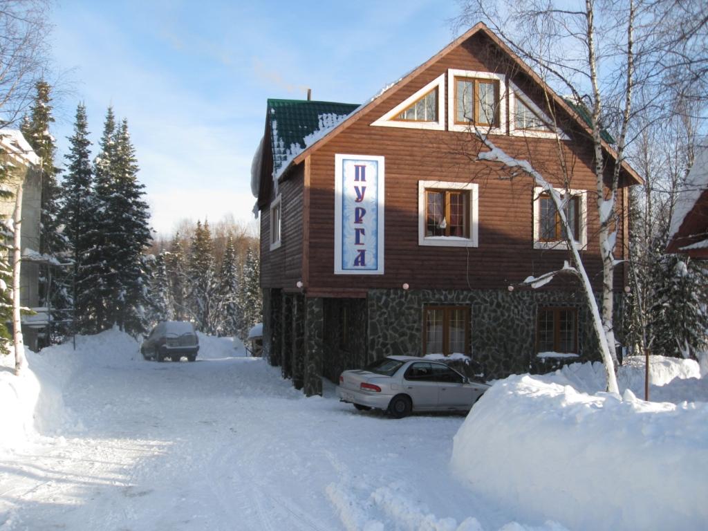 Гостевой дом. Фото: www.touracademy.ru