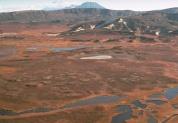 Узон, кальдера вулкана