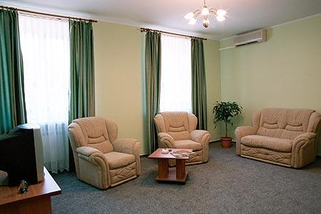 Люкс. Фото: www.siberia-hotel.ru