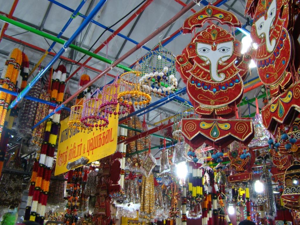 Индийские товары. Автор: VasenkaPhotography. Фото:  www.flickr.com