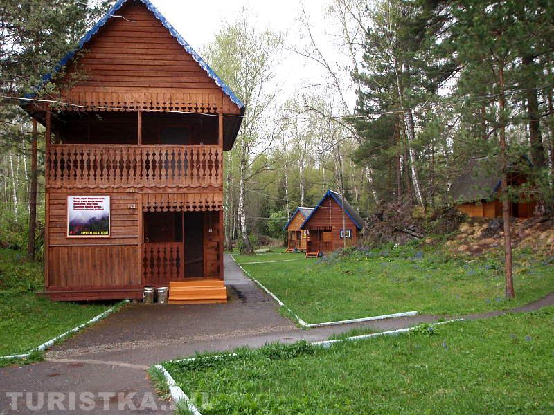 Коттедж и летние домики. Фото: www.turistka.ru