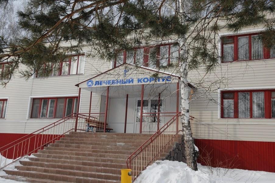 Оздоровительный комплекс «Уральские зори». Фото: www.taurest.ru