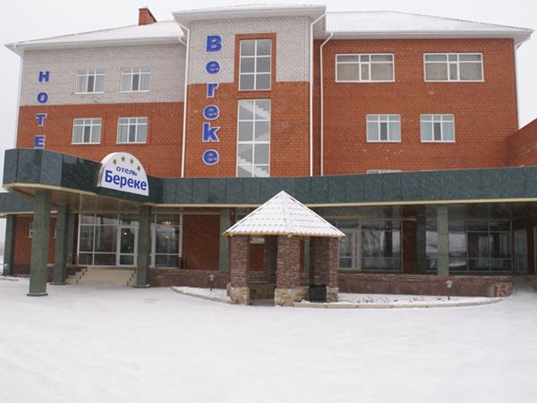 Отель «Береке». Фото: www.bereke-burabai.com