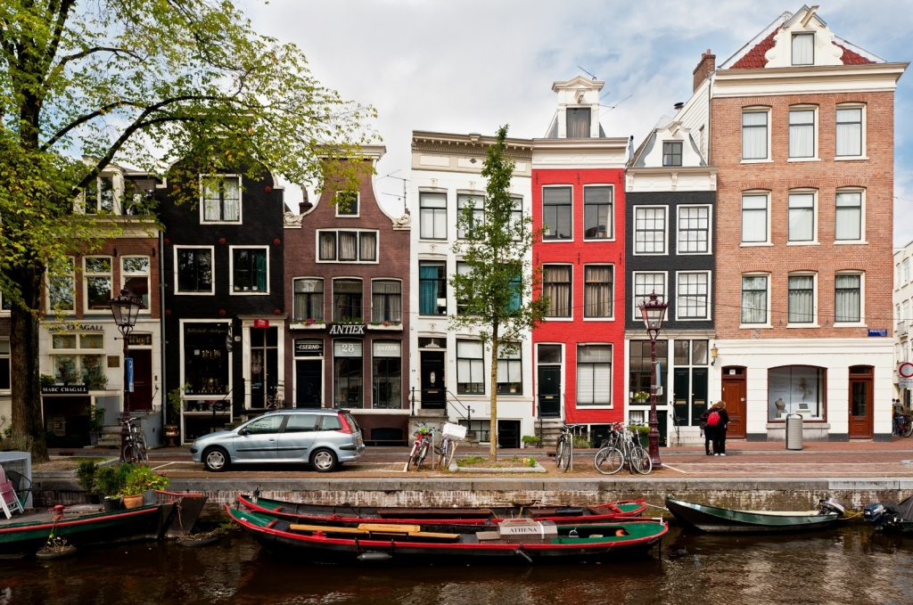 Улица Амстердама. Автор: Nietnagel. Фото:  www.flickr.com