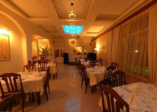 Ресторан. Фото: www.hotel-reef.ru