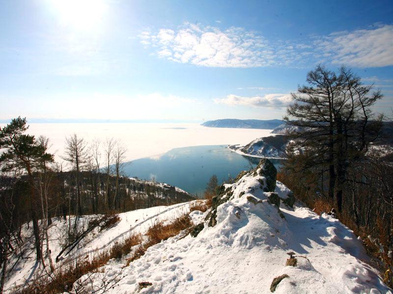 Вид с обзорной площадки. Фото: www.eastland.ru