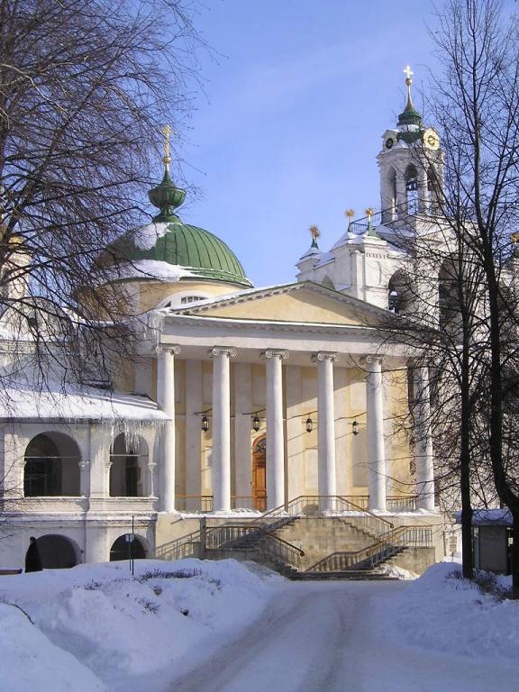 Спасо-Преображенский собор. Автор: Ghirlandajo. Фото: wikimedia.org