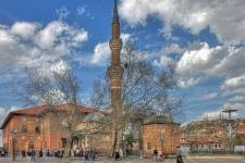 Мечеть Хаджи-Байрам (Hacı Bayram Camii)