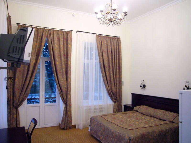 Двухместный номер. Фото: www.shaliapin.ru