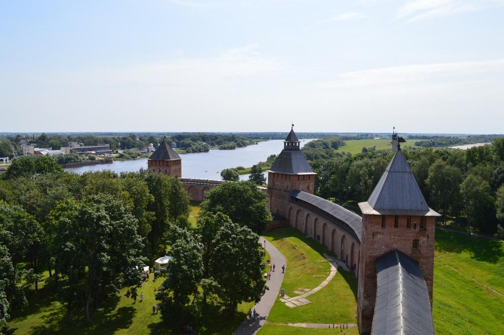 Вид с башни Кокуй. Автор: Dmitry Sandalov Фото:  www.flickr.com