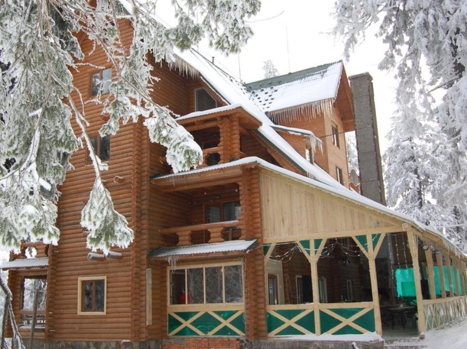 Отель «Вотавилю». Фото: www.votavilyu.com.ua