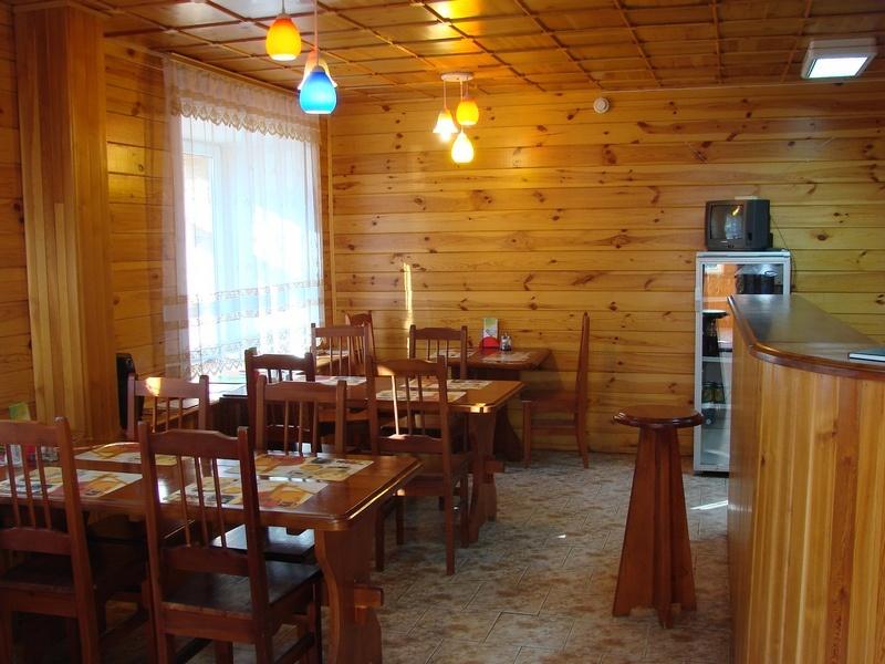 Кафе. Фото: laguna-altai.ru