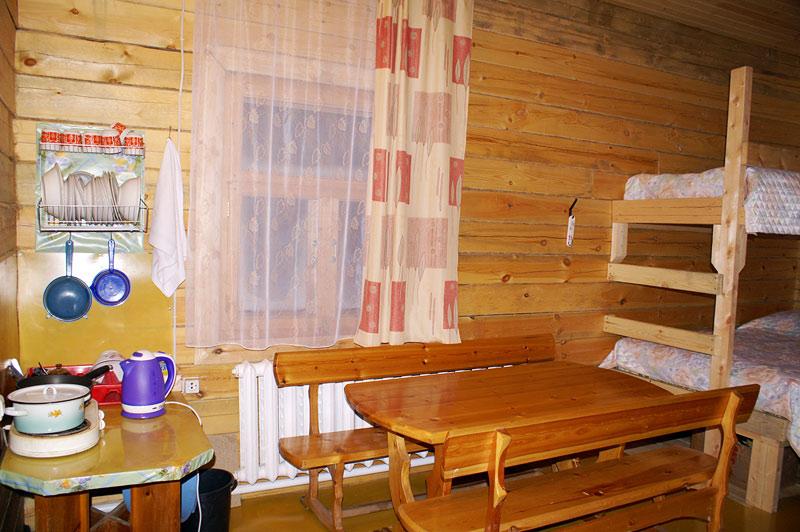 Номер в гостевом доме. Фото: www.baikal-raduga.ru