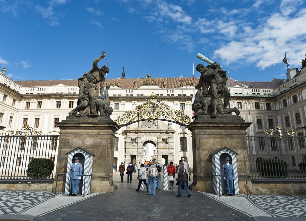 Парадные ворота. Автор: swampa. Фото:  www.flickr.com