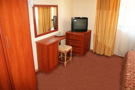 В номере. Фото: www.hotel-raduzhny.com