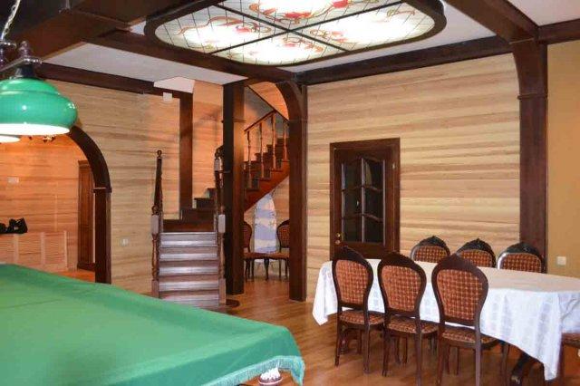 Двухэтажный гостевой дом. Фото: www.baza-bor.ru