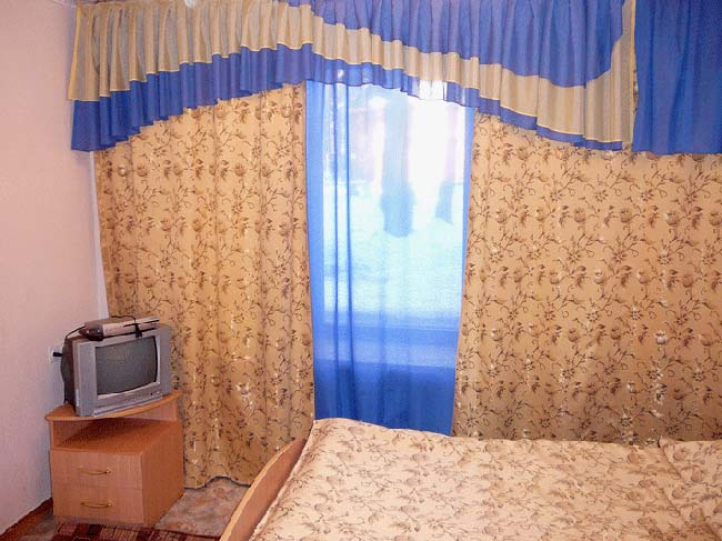 Номер в корпусе «Александра». Фото: www.turistka.ru