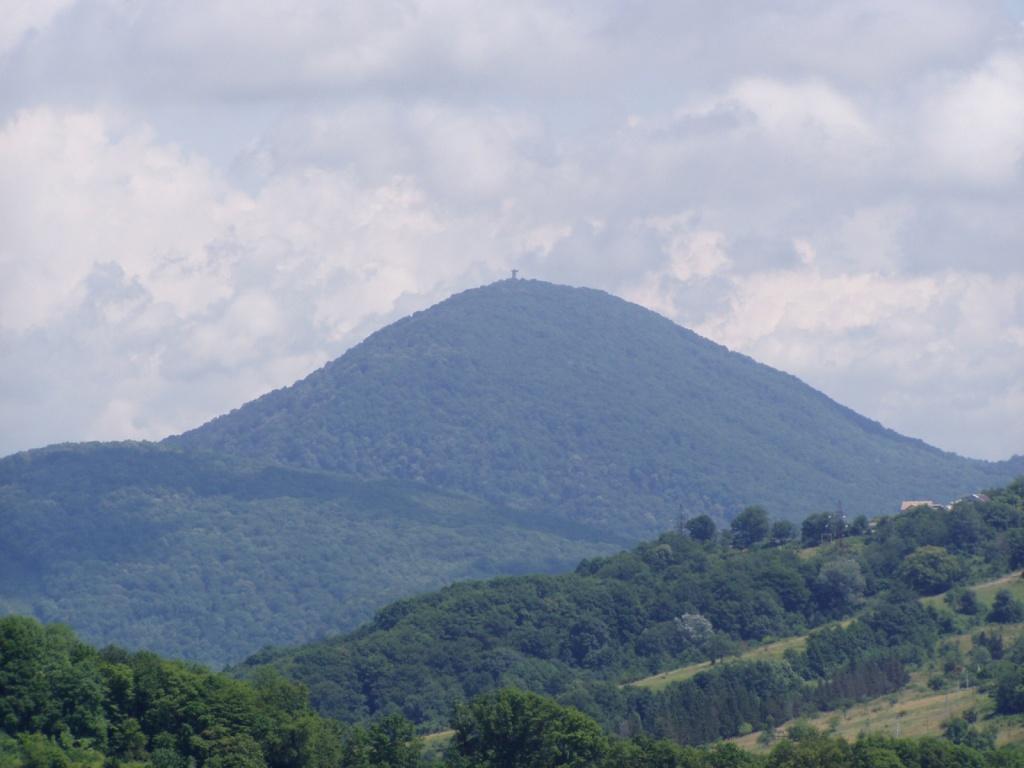 Гора Ахун.