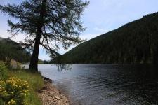 Озеро Чейбеккель (Мертвое озеро)