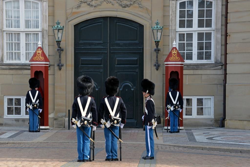 Королевская стража. Автор: Harvey Barrison. Фото:  www.flickr.com