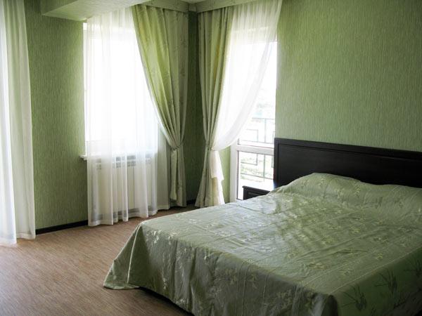 Интерьер номера. Фото: www.aledohotel.ru