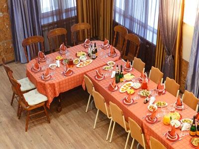Банкетный зал. Фото: www.m-dvor.com