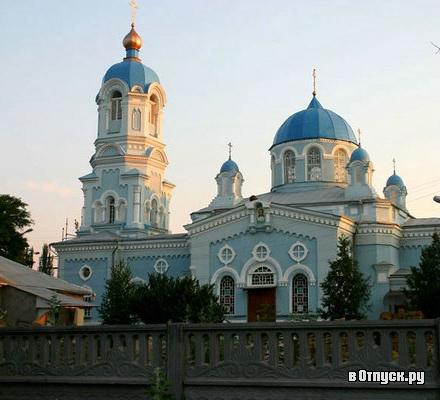 Храм. Фото:  www.votpusk.ru