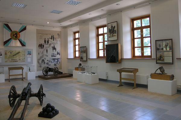 Экспозиция музея. Фото: www.kultura-nk.ru