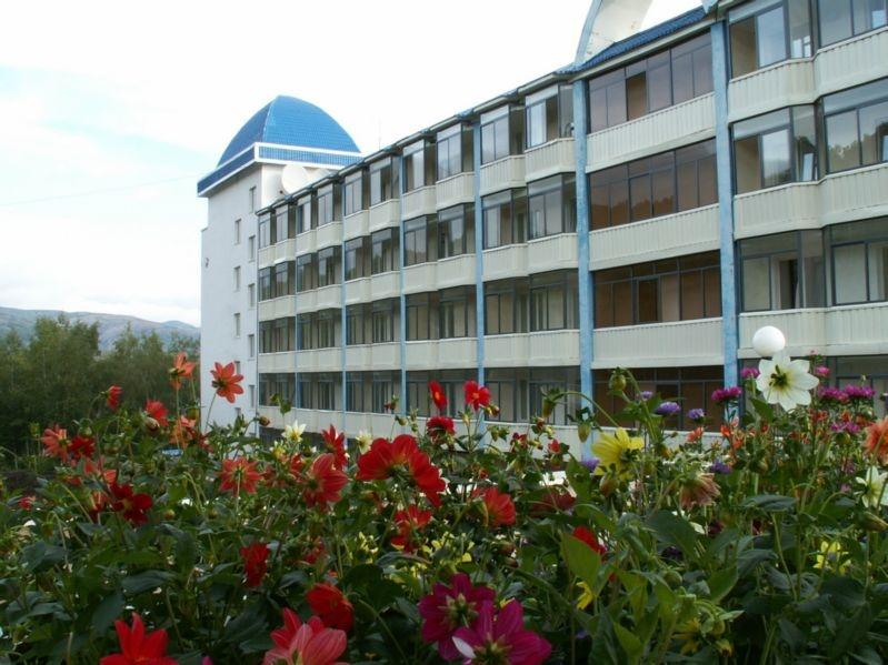 Санаторий. Фото: www.санаторий-яктыкуль.рф