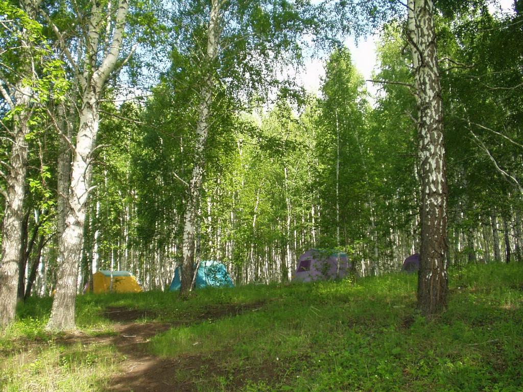 Палаточный городок. Фото: www.poloniya.ru