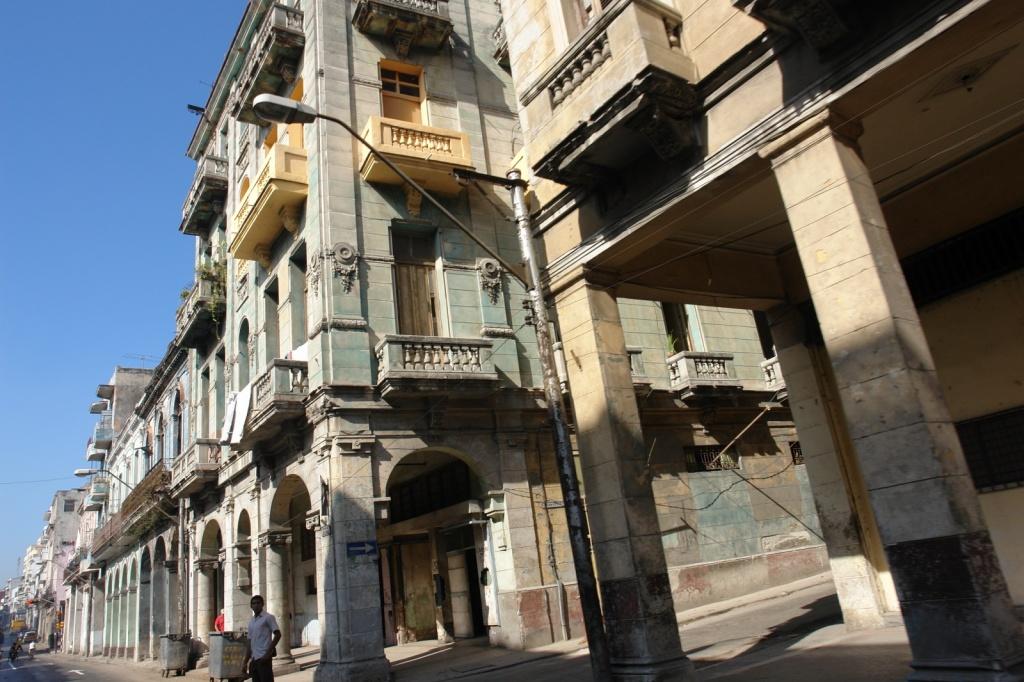 Виды Старой Гаваны