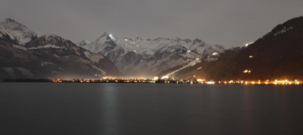 Капрун и ледник Китцштайнхорн. Фото:  Cristian Bortes