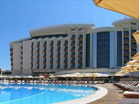 Отель «Кемпински Гранд Отель Геленджик». Фото: www.kempinski.com