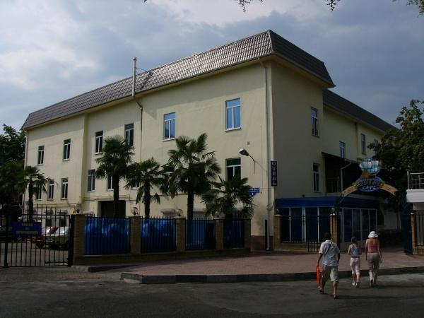 Гостиница «Фрегат». Фото: 1.fregat-adler.ru